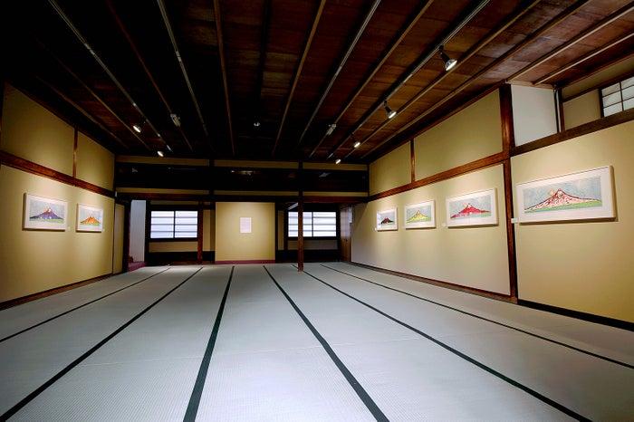 第6展示室 富士の間/画像提供:フォーエバー現代美術館 祇園・京都
