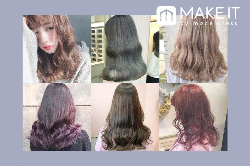 ヘア カラー 人気 【ヘアカラー】2021年春人気の髪型・ヘアカタログ ミニモ