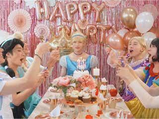 神級イケメン集団・WayV、ディズニープリンセス仮装が「美しすぎて違和感ゼロ」「完璧」と話題沸騰