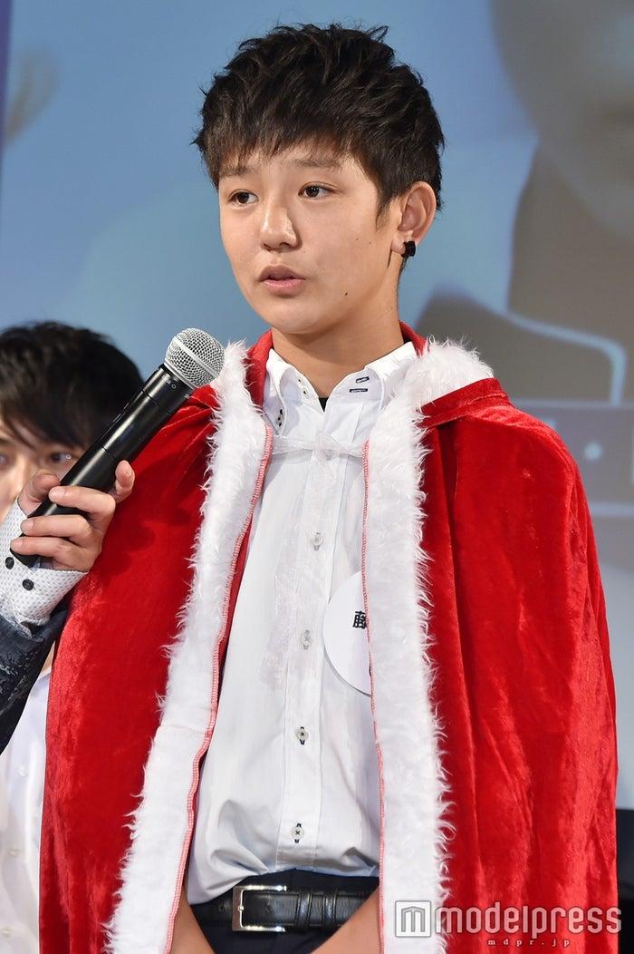 藤井晴大くん/「中国・四国」地方予選・準グランプリ/(C)モデルプレス