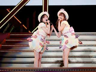 <指原莉乃卒業コンサート>渡辺麻友駆けつけユニット曲披露「さしまゆ」コール響く