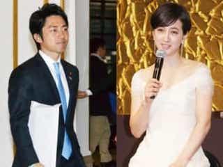 滝川クリステルさん、小泉進次郎氏との結婚・妊娠報告 年明けの対面「心待ちに」