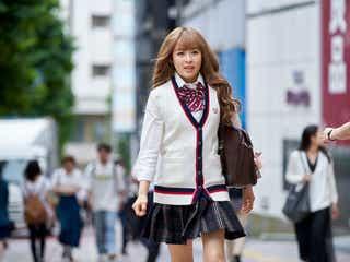 森七菜、金髪ギャルのJK役と同化?私生活でも「ミニスカートを選んで着ていて…」<ライアー×ライアー>