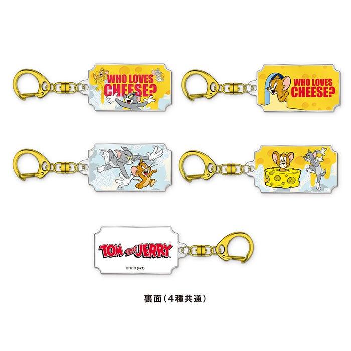 アクリルチャーム A (ランダム4種) 770円(税込)/TOM AND JERRY and all related characters and elements (C)&TM Turner Entertainment Co.(s21)