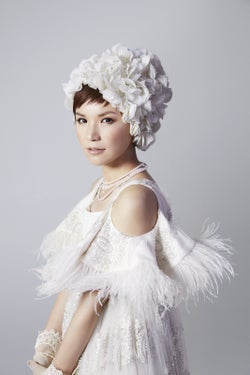 Superfly・越智志帆、初のウエディングドレス 結婚観語る