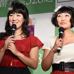 白鳥久美子、川村エミコ (C)モデルプレス