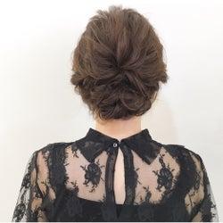 結婚式の髪型はアップスタイルで♡レングス別お呼ばれヘアアレンジ