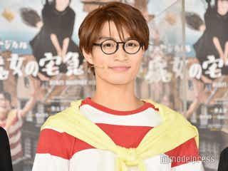 美 少年・那須雄登「魔女の宅急便」トンボ姿のメンバーの反応明かす「嬉しい反面、ムズムズ」