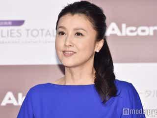 藤原紀香、小林麻央さんの訃報に「もう泣いちゃう…」