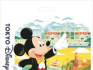 ディズニー買い物袋有料化へ 10月から一律20円、小サイズは廃止