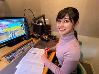 テレ朝・斎藤ちはるアナ、乃木坂46メンバーと「声」で共演 番組ナレーション初挑戦