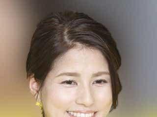 """永島優美アナ、""""鼻にお菓子を…""""お茶目すぎる幼少期SHOTにファンびっくり「めちゃくちゃ笑いました」「その表情最高すぎる」"""