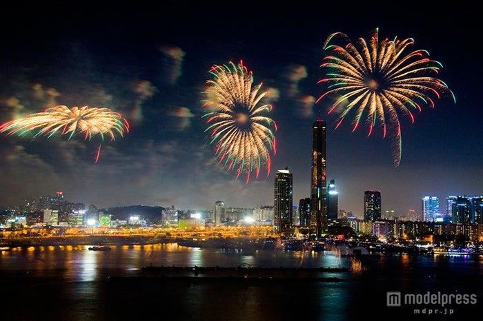 「ソウル世界花火祭り」/画像提供:韓国観光公社