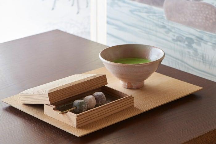 茶論 奈良町店/画像提供:中川政七商店