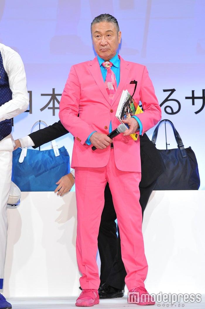 山本寛斎(C)モデルプレス