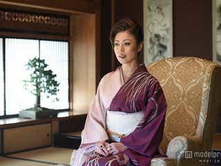生田斗真×小栗旬ドラマの重要人物 武田久美子、23年ぶり連ドラで艶やか着物姿を披露