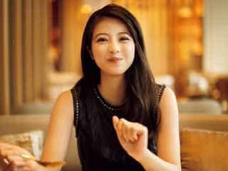 今田美桜を話題のホテルダイニングでもてなしたら、最高の笑顔を見せてくれた!