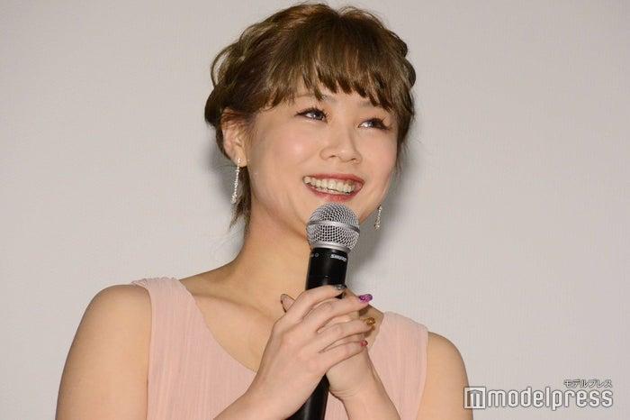 新垣里沙/写真は2018年11月撮影(C)モデルプレス