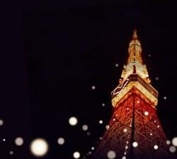 """東京タワーにハート輝く、モチーフは""""恋の伝説"""" 「ハートの外階段」も初登場"""
