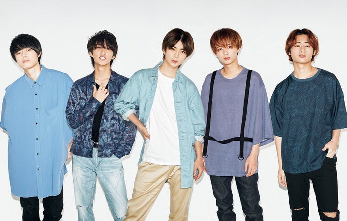 HiHi Jets(C)non-no 9月号/集英社 撮影/MELON(TRON)