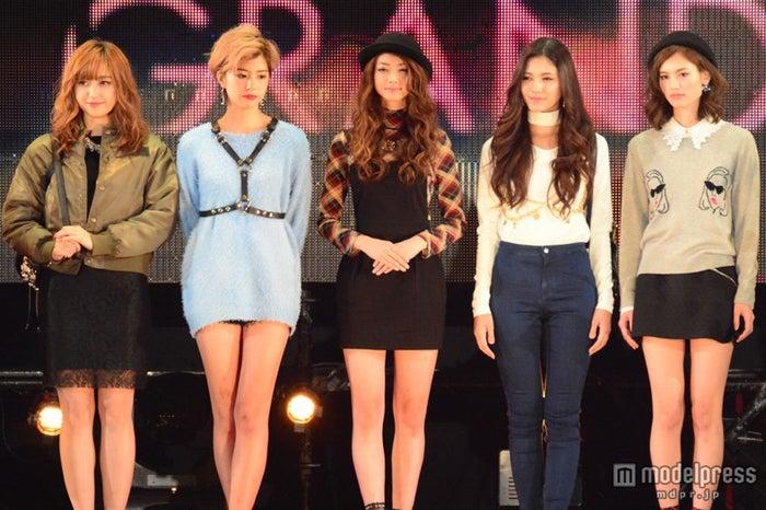 「ViVi」主催の専属モデルオーディション最終候補者5人