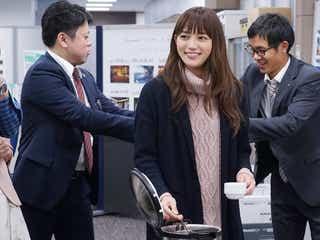 川口春奈、Hey! Say! JUMP山田涼介との再共演に緊張「何、ネコ被ってるの?と言われました(笑)」