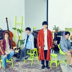 sumika、6月2日リリース両A面シングル「Shake & Shake / ナイトウォーカー」の特典CD収録曲発表!
