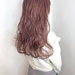 人気のピンク系ヘアカラー8選|愛されピンクは秋もトレンド!