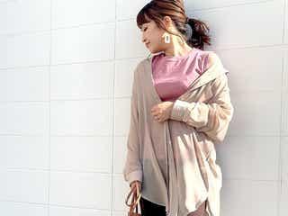 【GU新作】おしゃれさん注目!「シアーロングシャツ」が可愛すぎ