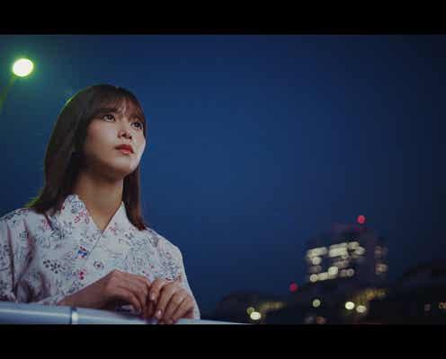 櫻坂46、3rdシングル収録の渡邉理佐センター曲「無言の宇宙」MV公開