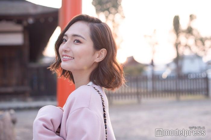 山賀琴子、美しさ際立つ京都旅に密着 「心が浄化されていく」スポットとは<インタビュー>(C)モデルプレス