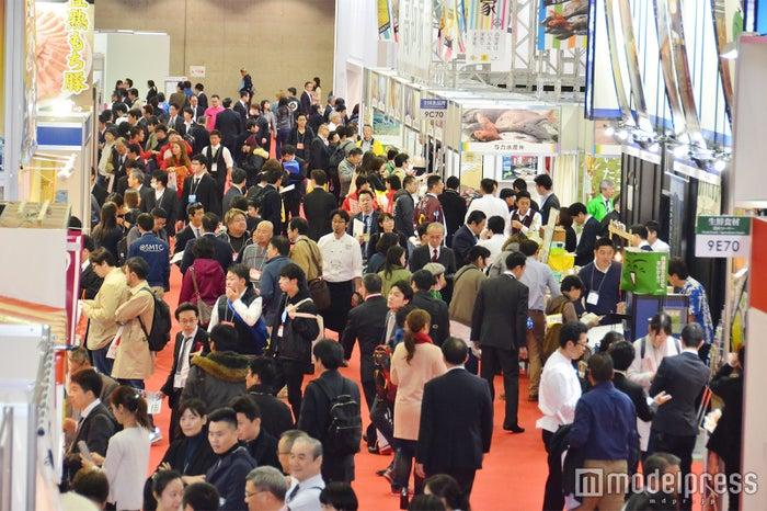 FOODEX JAPAN2018(C)モデルプレス