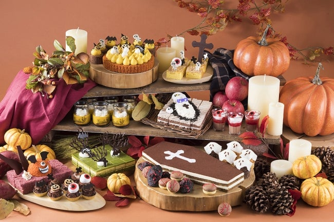 Swiss Chocoholic Halloween Buffet/画像提供:スイスホテル大阪南海