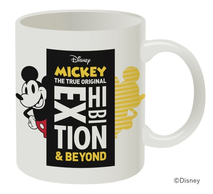 オリジナルグッズ(マグカップ)(C)Disney