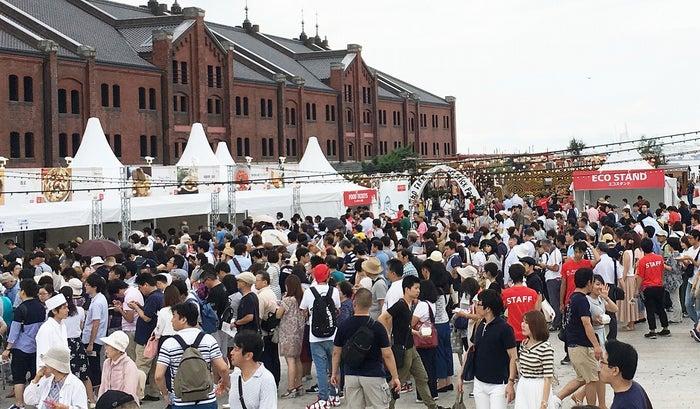 ミシュランガイド・フードフェスティバル 2019 in 横浜(提供写真)
