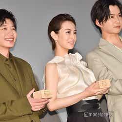 田中圭、北川景子、千葉雄大 (C)モデルプレス