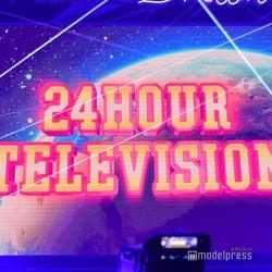 """Sexy Zoneマリウス葉の""""女形""""に松島聡「好きでしょうがない」 相手役の菊池風磨も「ストライクゾーンにかすりました」<24時間テレビ囲み取材>"""