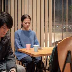 高田彪我(※「高」は正式には「はしごだか」 )、清原果耶、蒔田彩珠 (C)NHK
