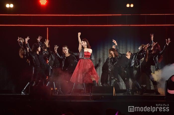 惣田紗莉渚「AKB48グループ感謝祭~ランクインコンサート~」 (C)モデルプレス