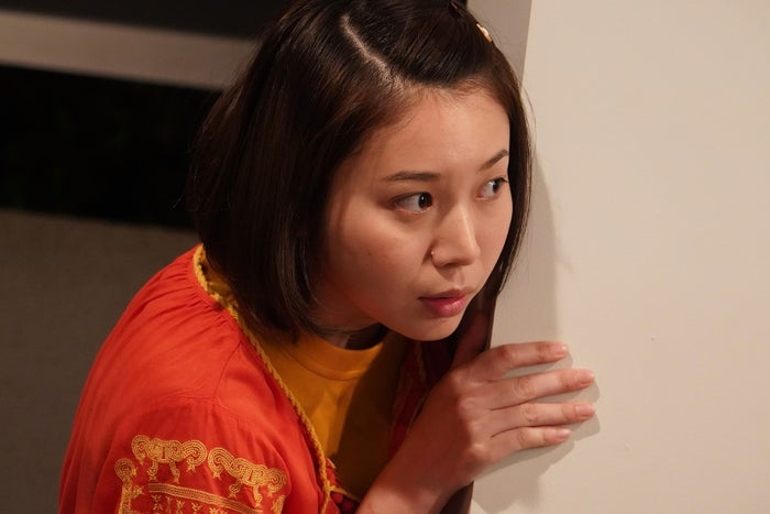 金澤美穂/「あなたの番です」第13話より(C)日本テレビ