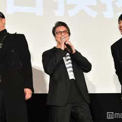 AKIRA、TAKAHIRO、青柳翔(C)モデルプレス