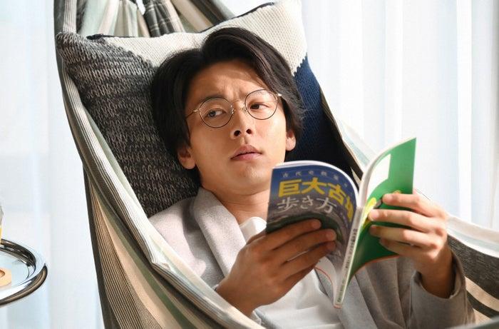 中村倫也/「この恋あたためますか」第6話より(C)TBS