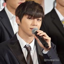 元Wanna Oneカン・ダニエル、うつ病・パニック障害で活動休止<コメント全文>