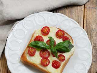 朝食にもおつまみにもぴったり!「カプレーゼトースト」の作り方