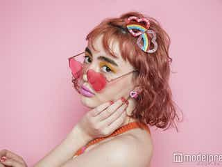 """【注目の人物】ハーフの16歳「NYLON」新モデルが魅力的 ケイトの鮮やかな""""ハイトーンボブ""""を見て!"""