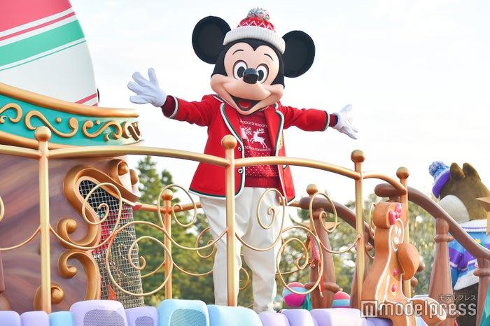 ミッキーマウス/「ディズニー・クリスマス・ストーリーズ」/東京ディズニーランド(C)モデルプレス(C)Disney