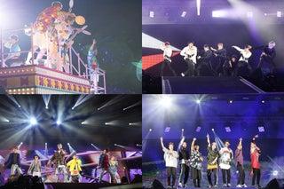 浜崎あゆみ・AAAがトリ EXO、iKON、GENERATIONS、Happinessら豪華集結に10万人熱狂<a-nation 2017/写真特集>