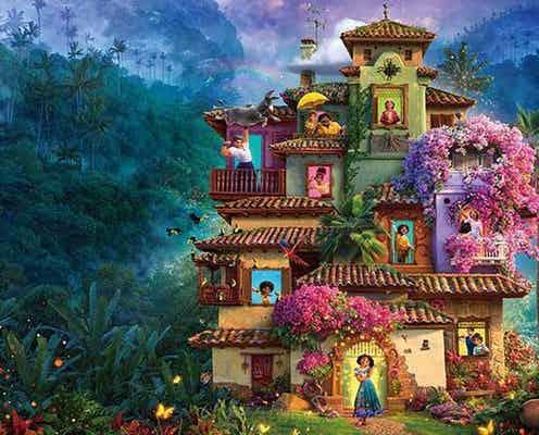 """ディズニー最強のクリエーターが結集!""""家族""""をテーマに、世界中の人々の心を動かす<ミラベルと魔法だらけの家>"""