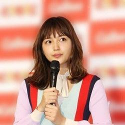 川口春奈&横浜流星、密着SHOTに反響「本当に美男美女」「もうこのふたり大好き」