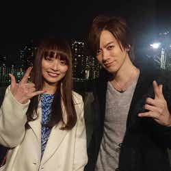 モデルプレス - DAIGO&内田理央のお忍びデートに興奮の声 北川景子の反応も明かす